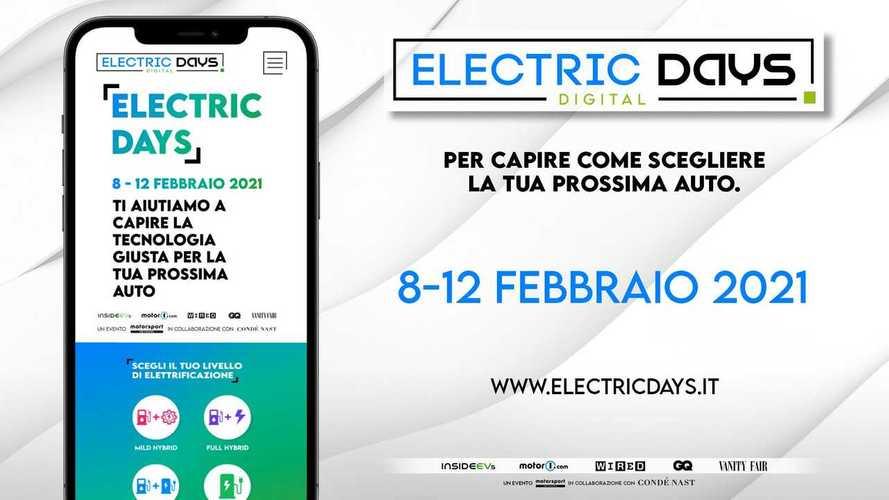 Electric Days Digital ecco di cosa si parlerà dall'8 all'11 febbraio
