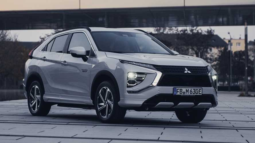 Mitsubishi Eclipse Cross Plug-in-Hybrid (2021)