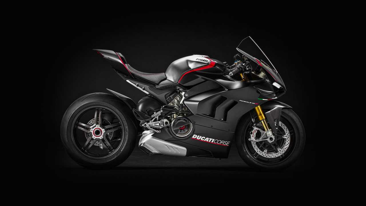 2021 Ducati Panigale V4 SP - Right Side