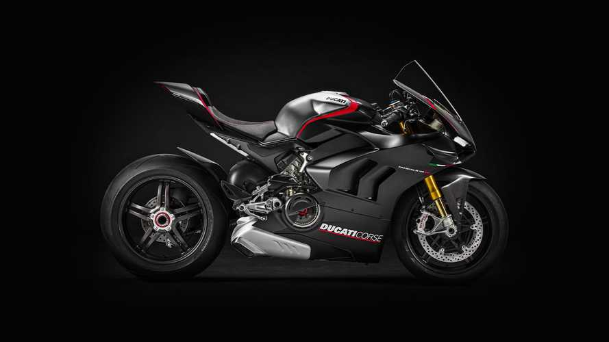 2021 Ducati Panigale V4 SP Is A Sleek Carbon Fiber Vision