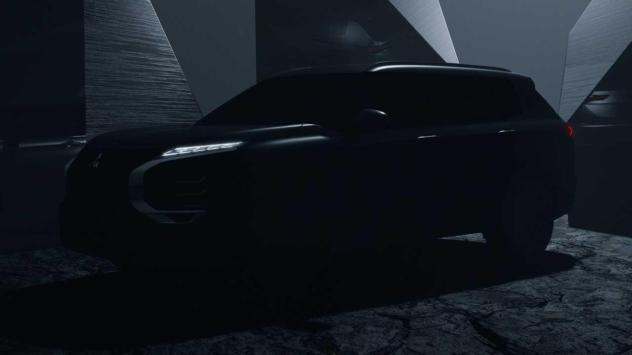 Mitsubishi Outlander 2022 - Teaser