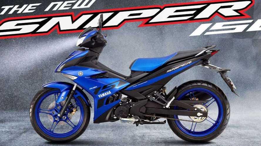 2021 Yamaha Exciter 155 Breaks Cover In Vietnam