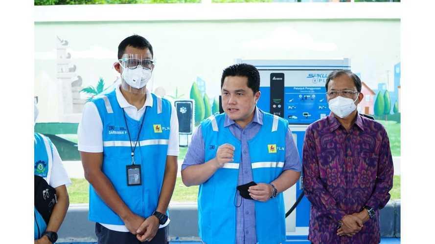 Indonesia Siap Jadi Pemain Utama dalam Industri Mobil Listrik Dunia