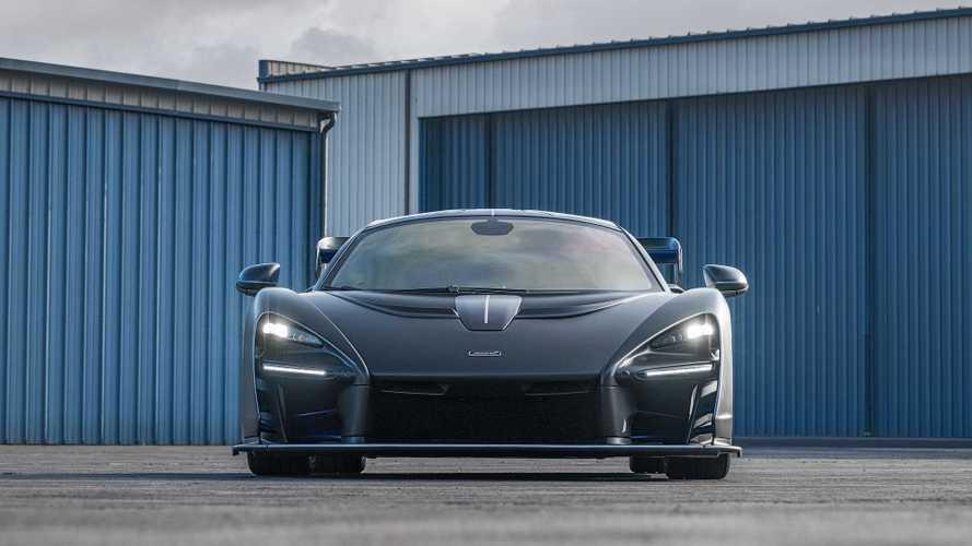 McLaren Senna all'asta da RM Sotheby's