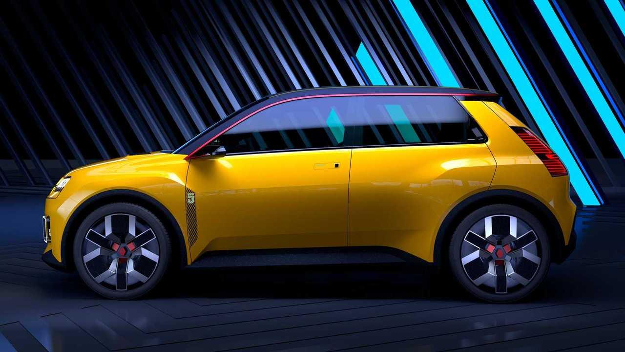 Renault R5 Prototype - lado