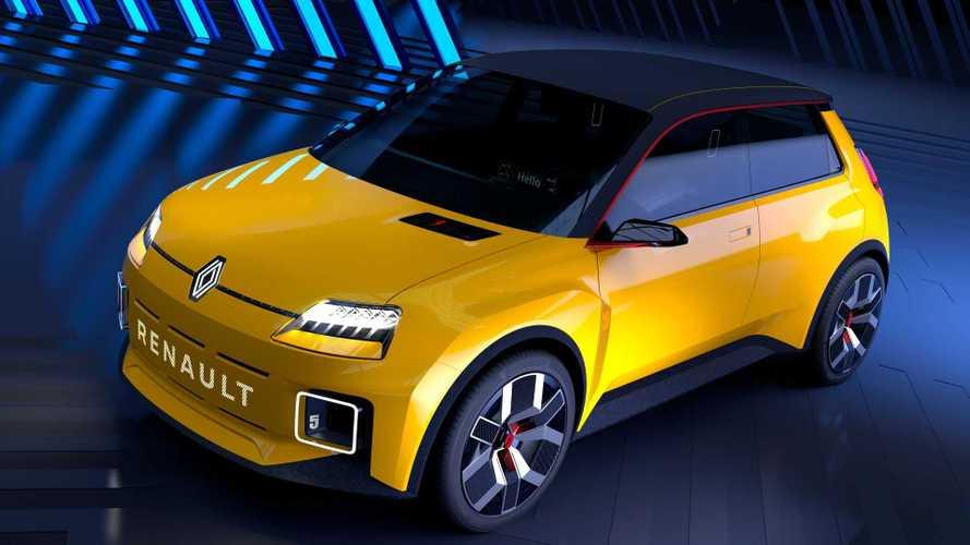 Renault ZOE'nin yerini yeni R5 alacak!