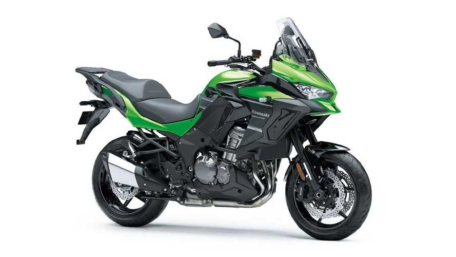 2021 Kawasaki Versys 1000 Rolled Out In India
