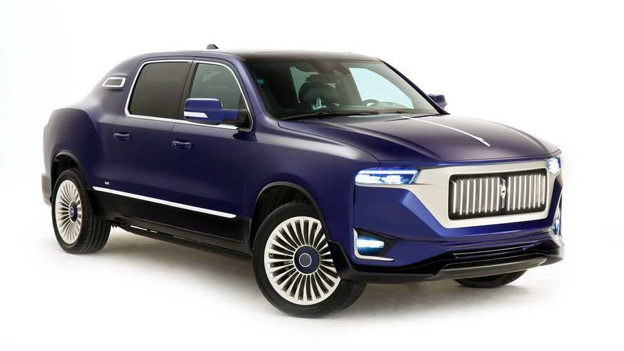 Aznom Palladium Turns Ram Truck Into Rolls-Royce-Fighting Luxury Sedan