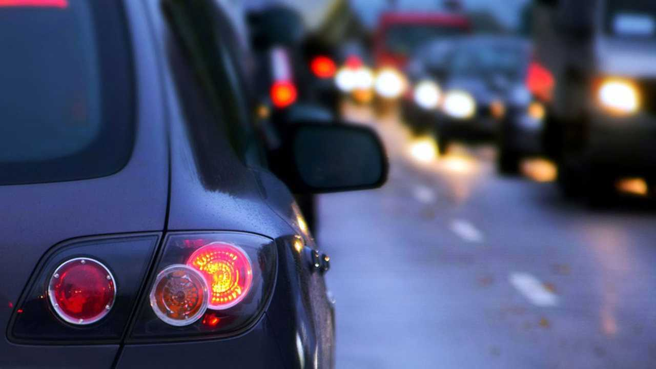 Traffic after sundown avoid road casualties