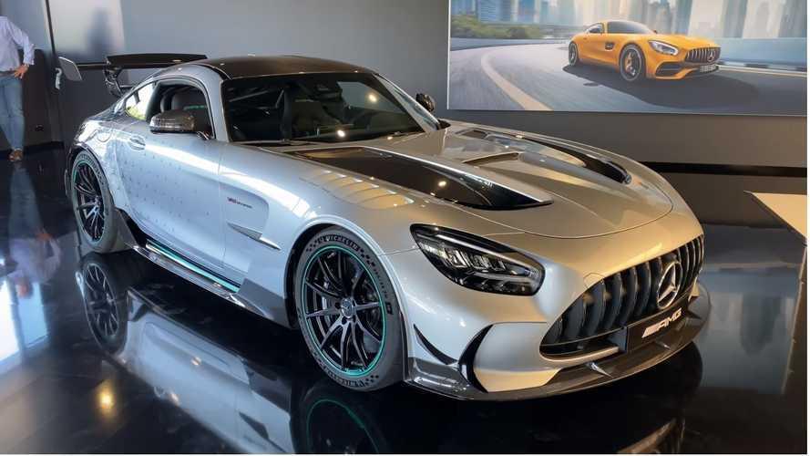 VIDÉO - Découverte de la Mercedes-AMG GT Black Series P One Edition
