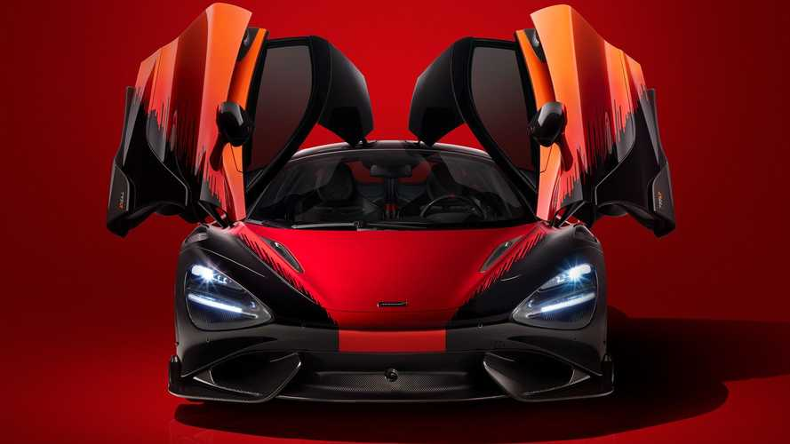 McLaren 765LT Strata Theme By MSO Gives The Longtail A Bespoke Finish