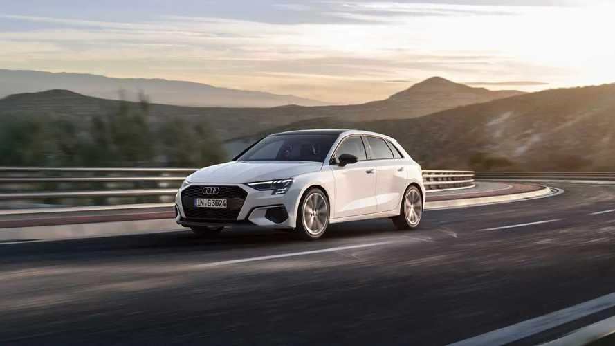 Nuova Audi A3 Sportback g-tron