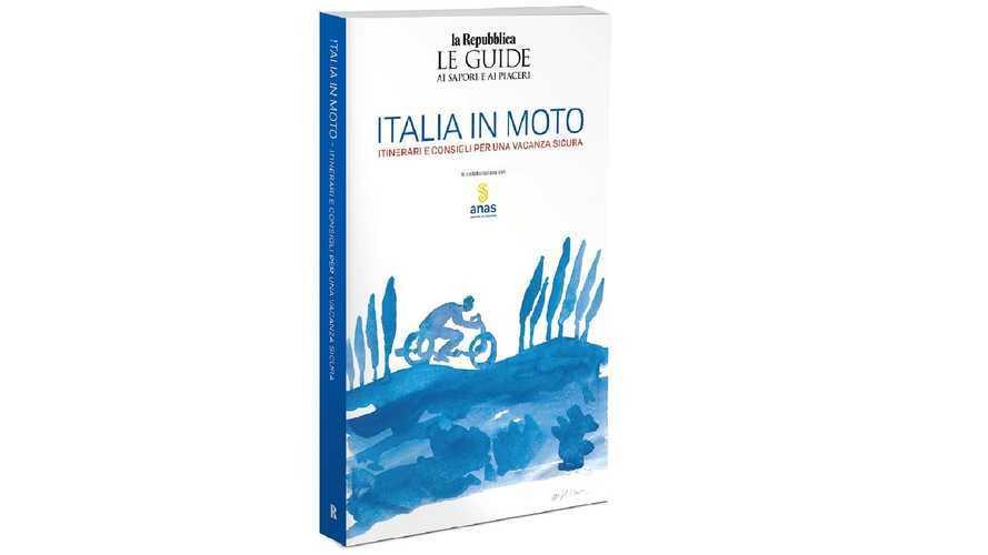 Mototurismo: arriva in edicola L'Italia in Moto di Repubblica