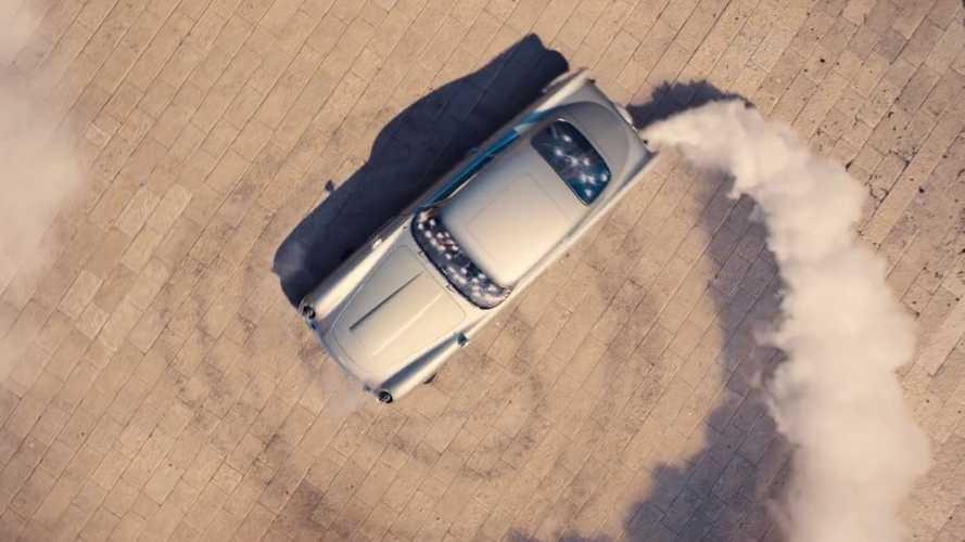 Mourir peut attendre - James Bond en action dans le nouveau trailer