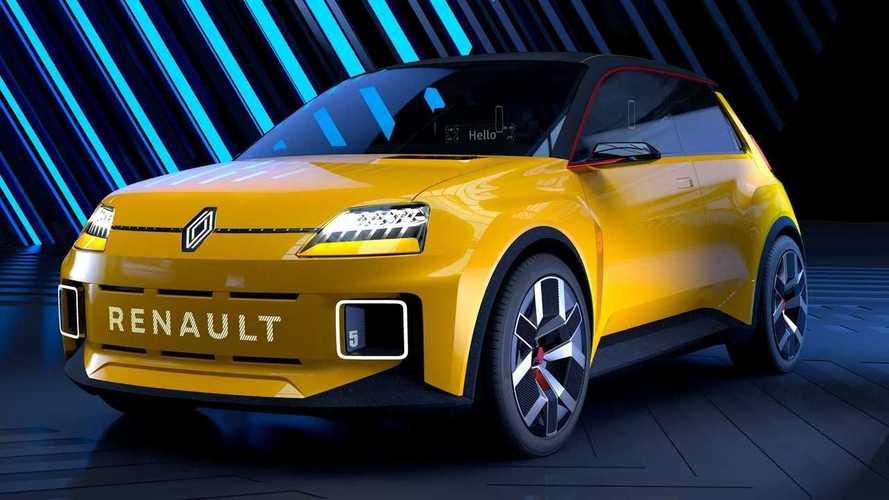 Renault antecipa carro elétrico retrô que irá suceder o Zoe