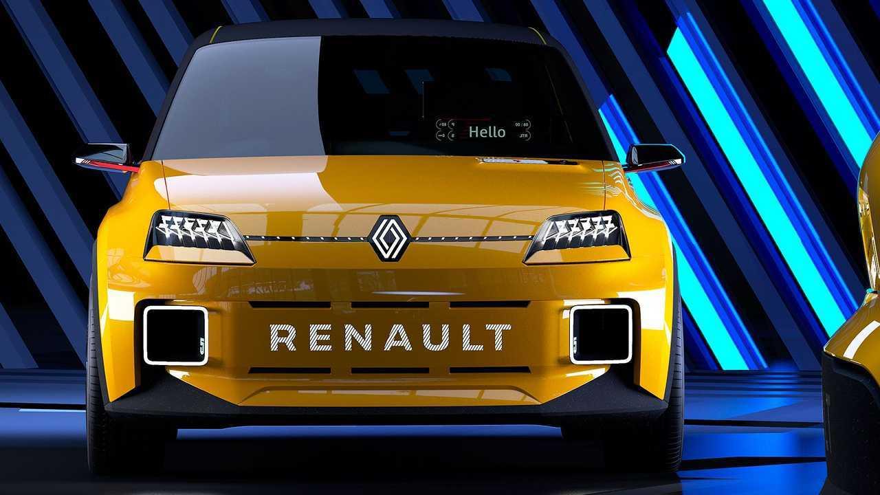 Renault 5 Turbo vs Renault 5 Prototype