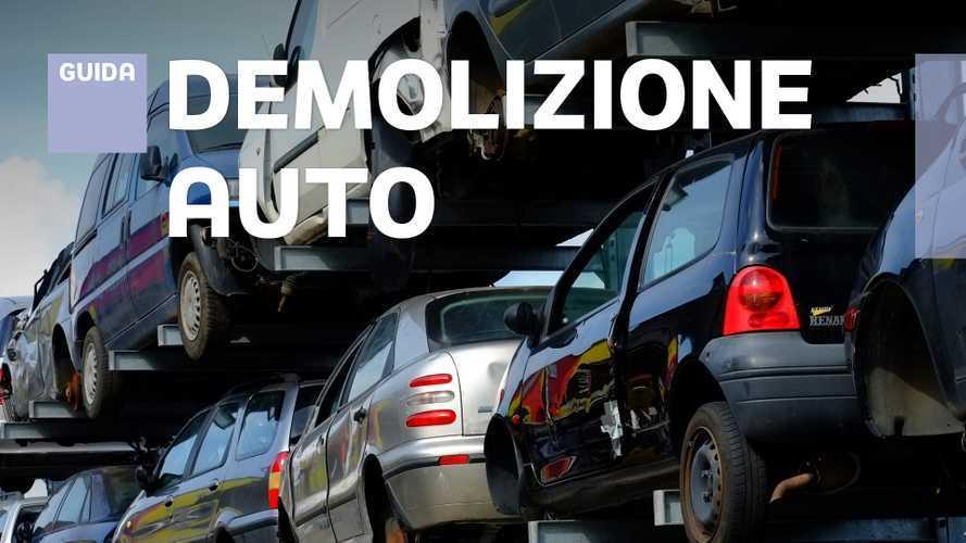 Rottamazione auto: come si fa e quanto costa