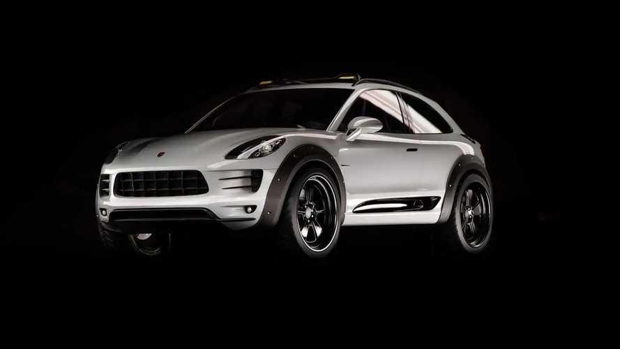 Porsche Macan Safari