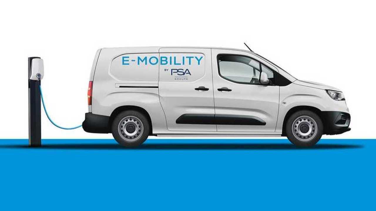 PSA e-mobility