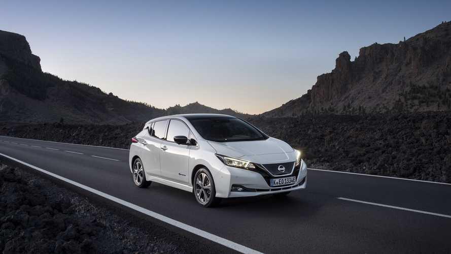 Terjual 500 Ribu Unit, Nissan Leaf Masuk Pasar Indonesia pada 2021