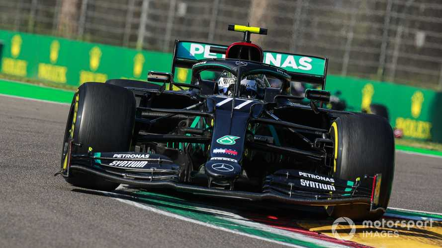 Emilia Romagna GP: Bottas snatches pole from Hamilton