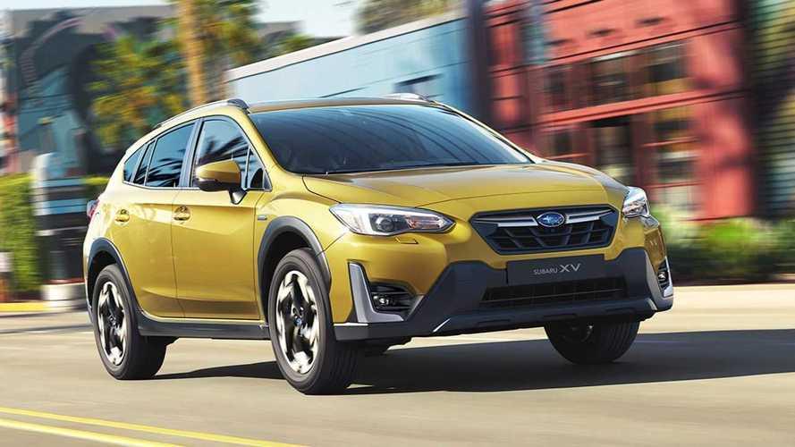Subaru XV (2021): Verbesserte Details und leicht modifizierte Optik