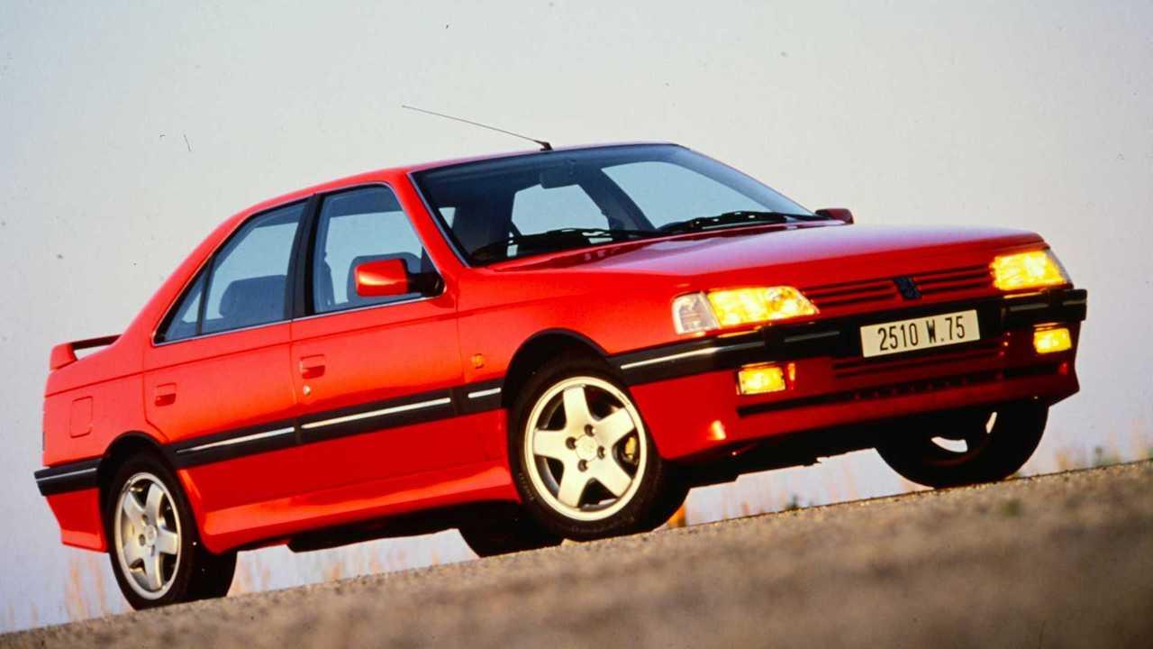 Peugeot 405 T16 (1993)