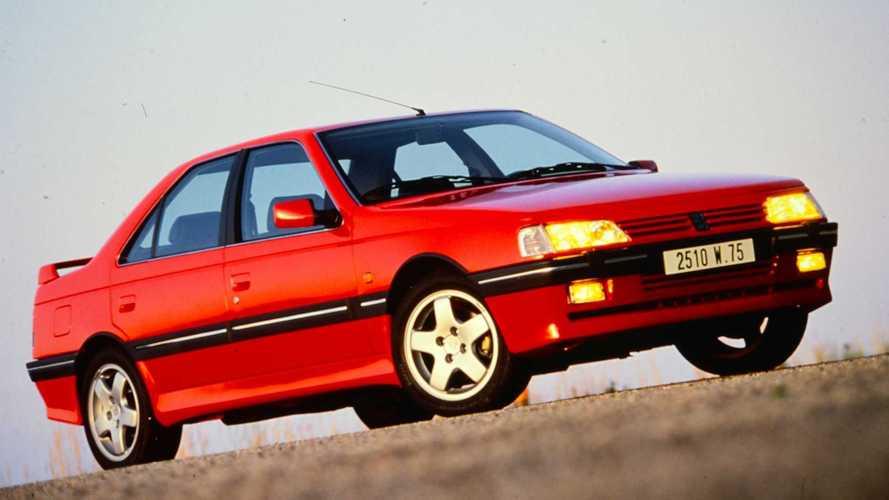 Peugeot 405 T16 (1993): Kennen Sie den noch?