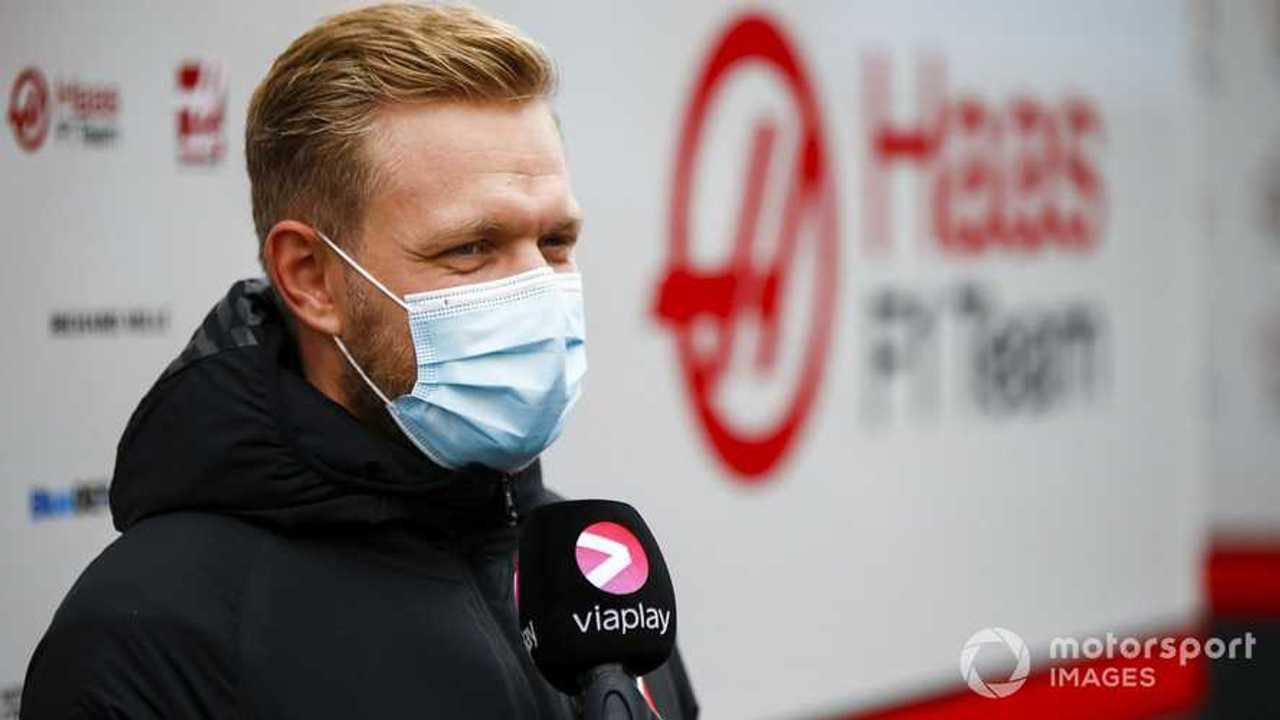 Kevin Magnussen at Eifel GP 2020