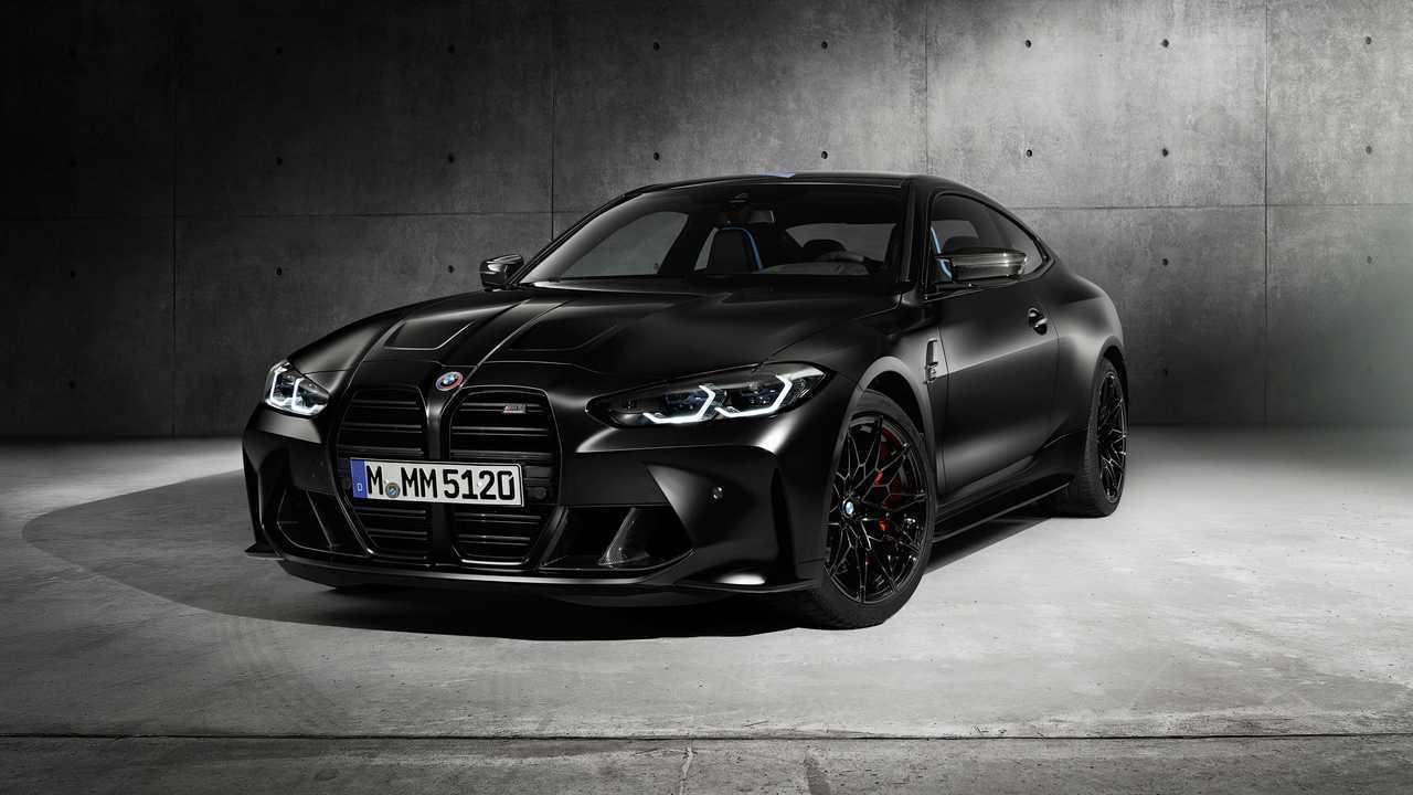 BMW M4 Competition Kith Design Study Edition (esterno)