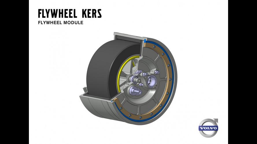 Le Volvo mettono il KERS