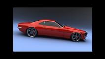 Camaro Concept SS 2+2 by Bo Zolland