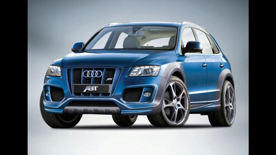 Audi Q5 ABT Sportsline in arrivo