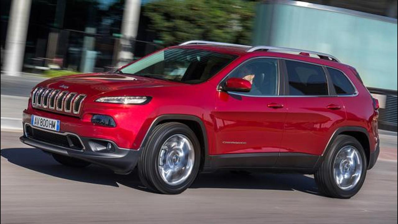 [Copertina] - Nuova Jeep Cherokee, con la promozione costa la metà