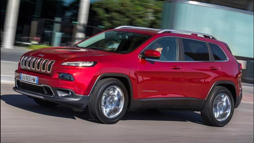 Nuova Jeep Cherokee, con la promozione costa la metà
