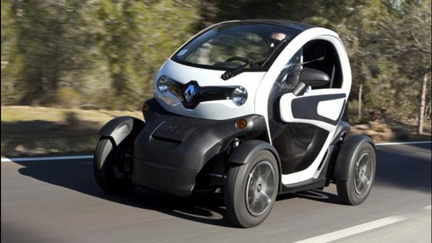 Twizy @ School, sicurezza stradale e mobilità sostenibile nelle scuole italiane