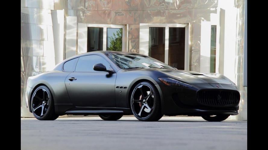 Anderson Maserati GranTurismo S Superior Black Edition