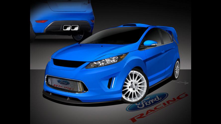 Ford Fiesta per il SEMA 2010