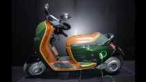 MINI Scooter E Concept al Salone di Parigi 2010