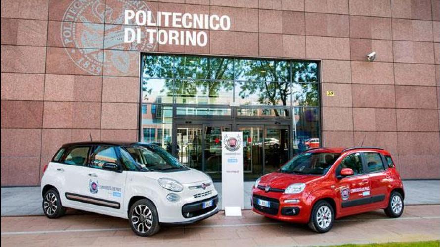 """""""Fiat Likes U"""", il car sharing gratuito per le università"""