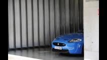 Jaguar R, così una lettera fa la differenza