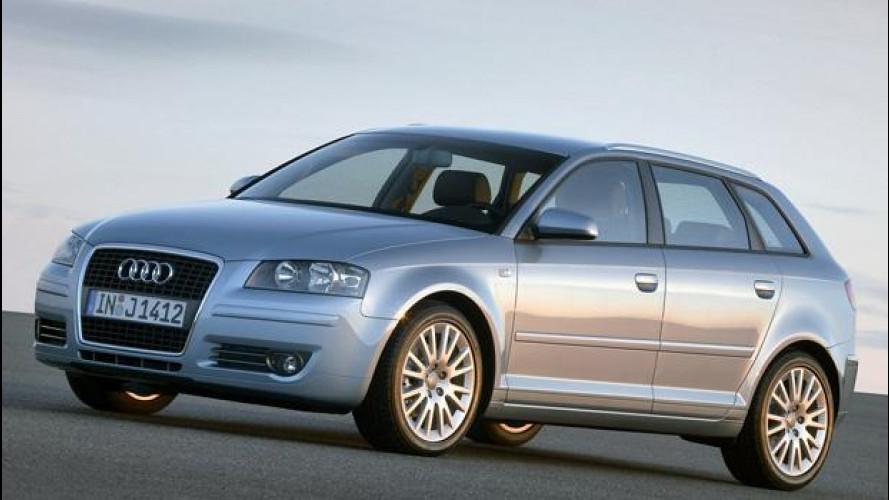 Audi A3 Sportback, l'usato d'occasione