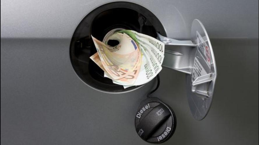 Benzina: incubo per un italiano su due