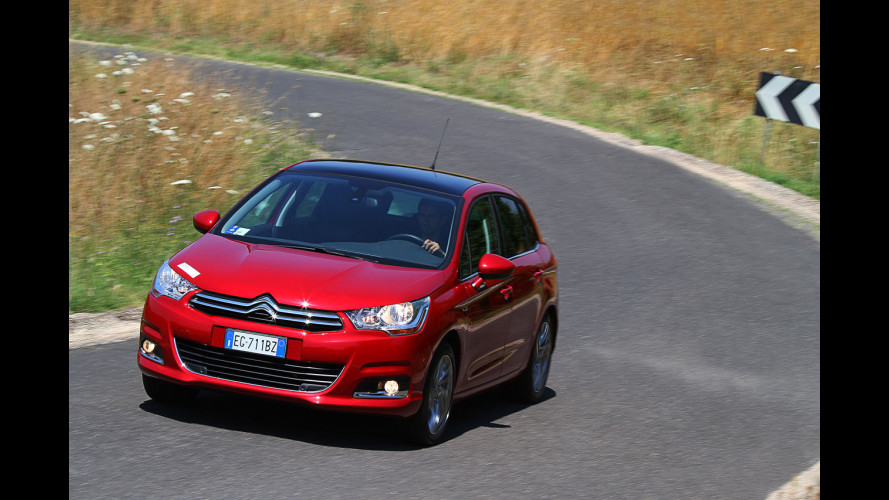 Citroen C4 2.0 HDi 150 Fap Exclusive - Il Test