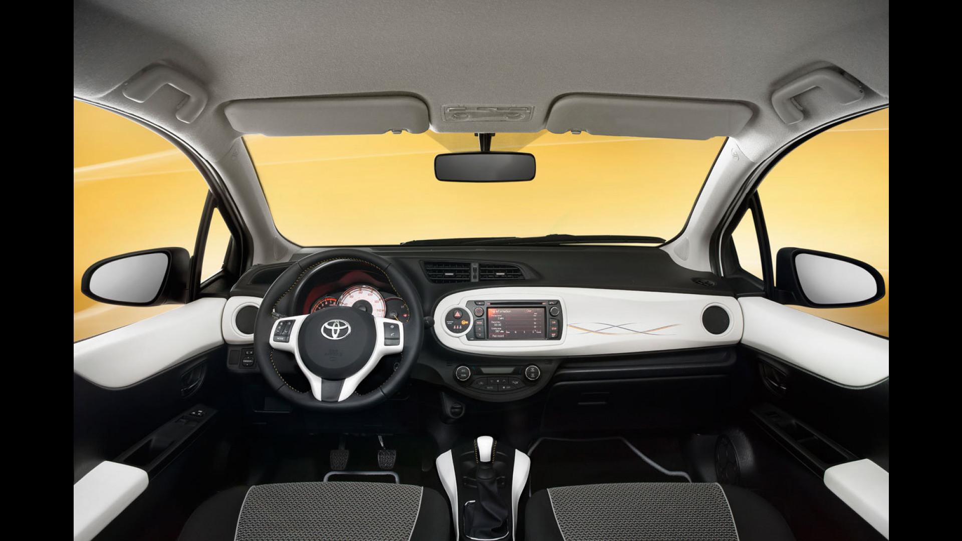 Schema Elettrico Yaris : Toyota yaris trend motor1.com italia