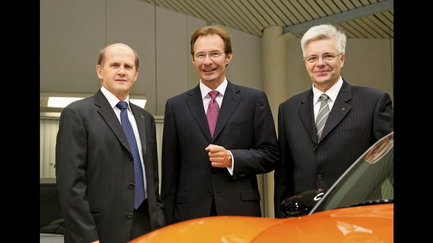 Porsche unito a Valmet Automotive