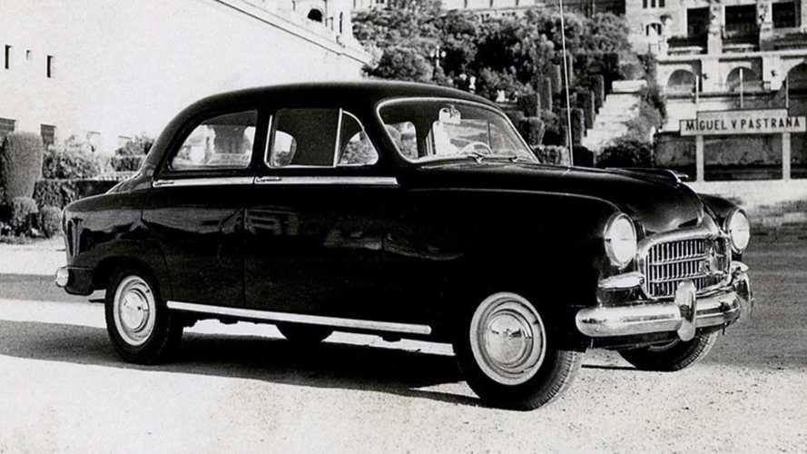El SEAT 1400, el primer modelo de la marca, cumple 65 años