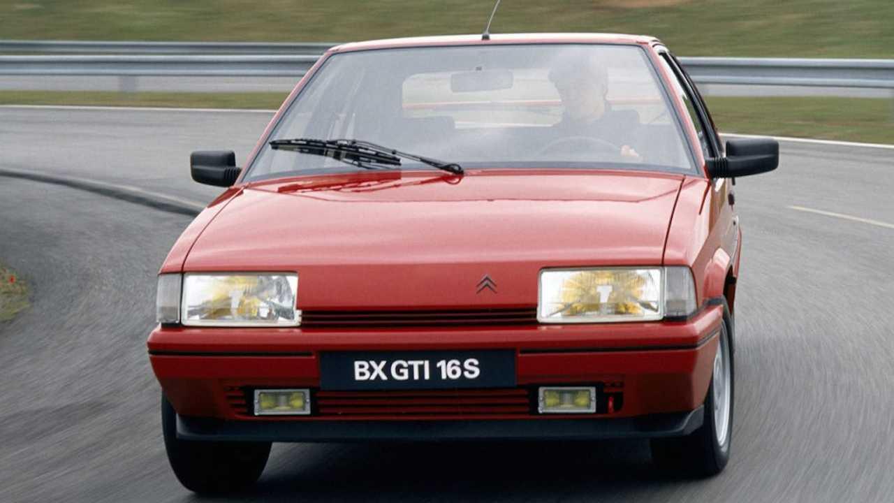 Citroën BX GTI 16V