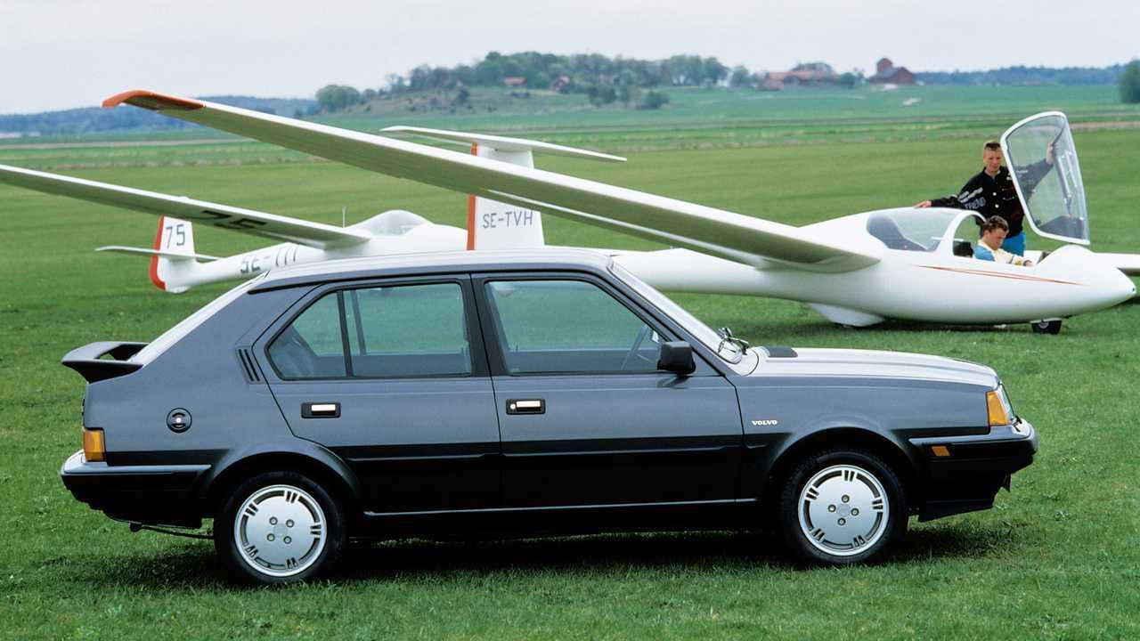 Volvo 360 GLT (1988)