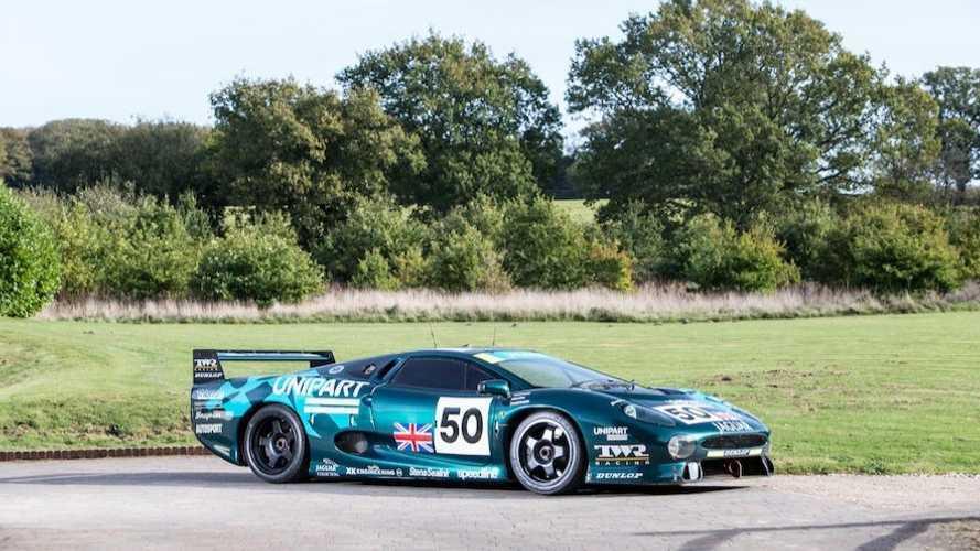 Cette superbe Jaguar XJ220C 1993 pourrait rejoindre votre garage